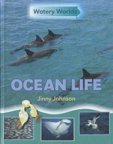 9781599205045: Ocean Life (Watery Worlds)