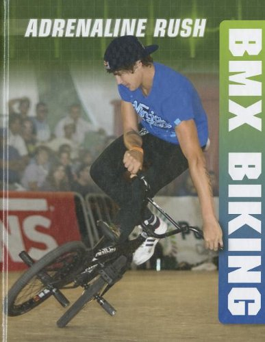 BMX Biking (Hardback): A J Anderson