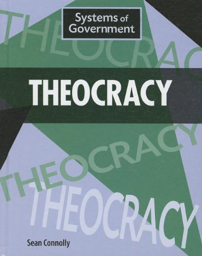 Theocracy (Systems of Government): Connolly, Sean