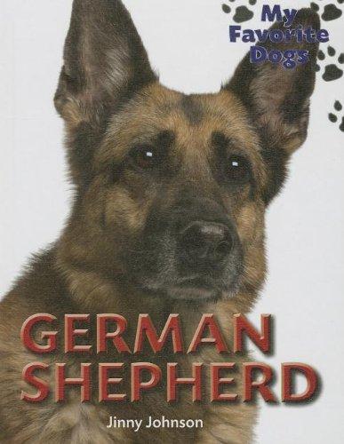 German Shepherd (My Favorite Dogs (Smart Apple)): Johnson, Jinny