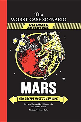 9781599209791: Mars: You Decide How to Survive! (The Worst-case Scenario Ultimate Adventure)