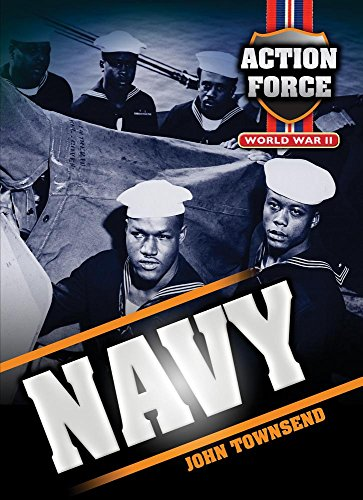 9781599209845: Navy (Action Force)