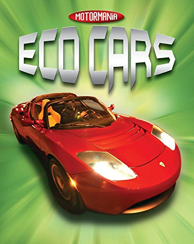 Eco Cars (Hardcover): Penny Worms