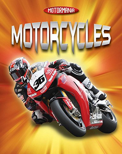9781599209968: Motorcycles (Motormania)
