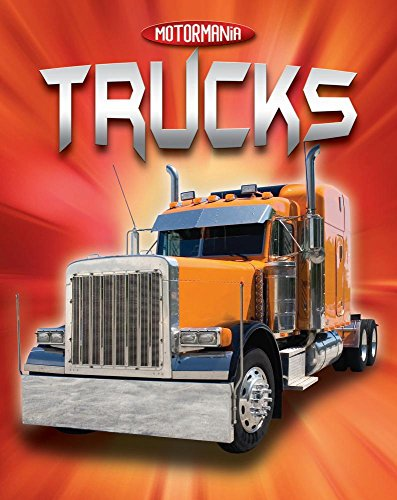 Trucks (Hardcover): Penny Worms