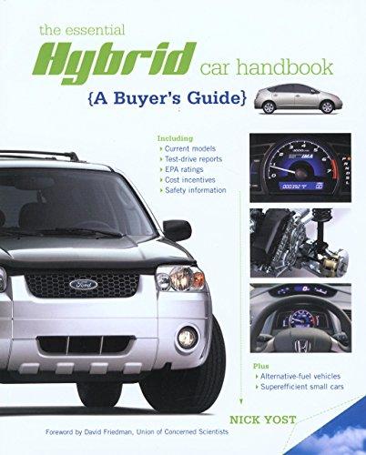 9781599210193: The Essential Hybrid Car Handbook: A Buyer's Guide