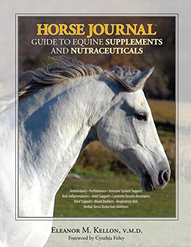 9781599211787: Horse Journal Guide to Equine Supplements and Nutraceuticals