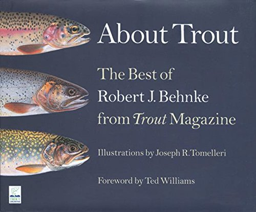 9781599212036: About Trout: The Best of Robert Behnke from Trout Magazine