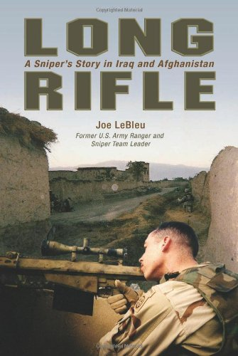 9781599214405: Long Rifle: A Sniper's Story in Iraq and Afghanistan
