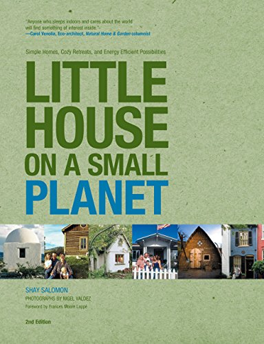 Little House on a Small Planet, 2nd: Salomon, Shay