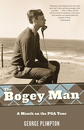 9781599218076: The Bogey Man: A Month on the PGA Tour