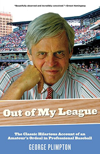 9781599218083: Out of My League: The Classic Hilarious Account of an Amateur's Ordeal in Professional Baseball