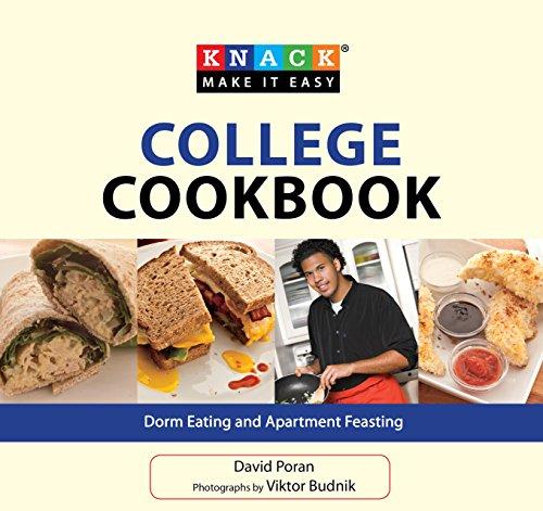 9781599218656: Knack College Cookbook: Dorm Eating and Apartment Feasting (Knack: Make It easy)