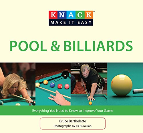9781599219592: Knack Pool & Billiards: Everything You Need To Know To Improve Your Game (Knack: Make It Easy)