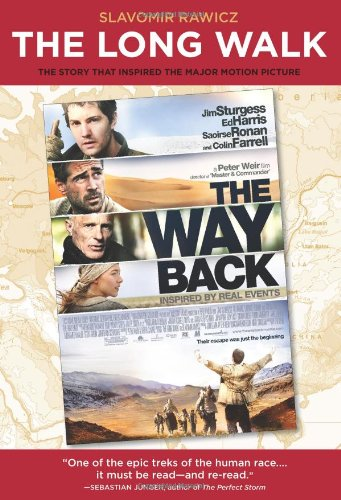 9781599219752: The Long Walk: The True Story of a Trek to Freedom: Movie Tie-In