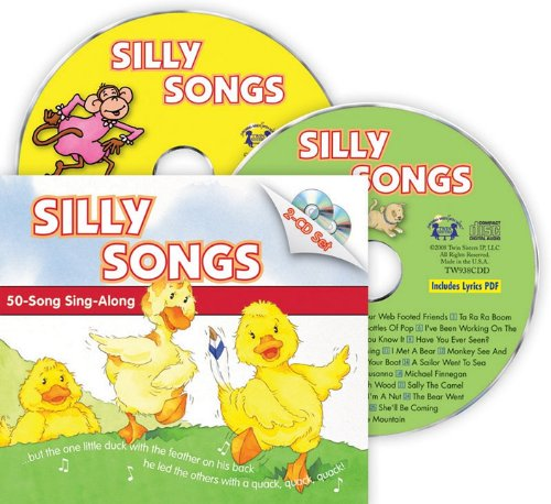 Silly Songs. 50-Song Sing-Along