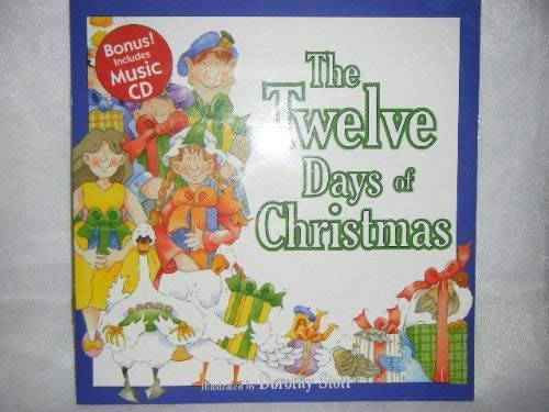 9781599222332: The Twelve Days of Christmas
