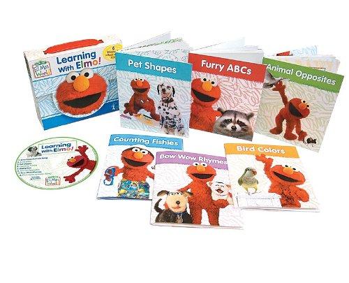 9781599224022: Learning With Elmo (Sesame Street Elmo's World)