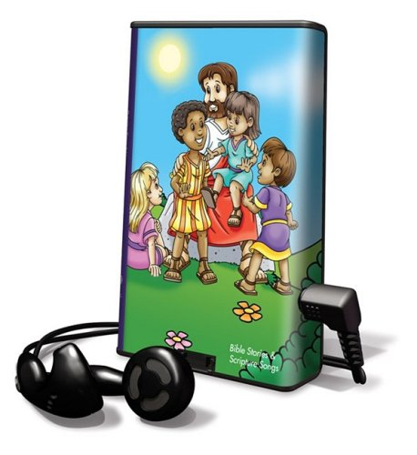9781599224053: Bible Stories & Scripture Songs (Playaway Children)
