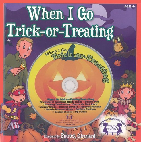 9781599224169: When I Go Trick-or-Treating (Read & Sing Along)