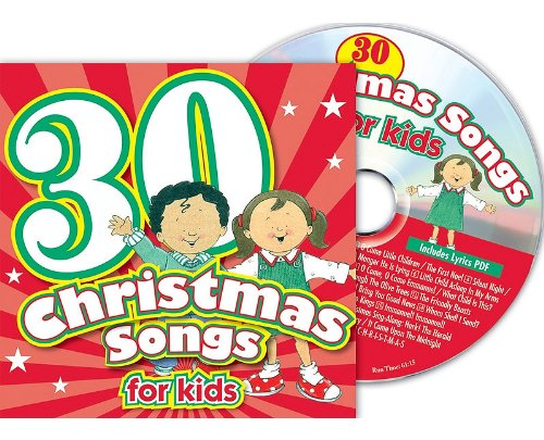 9781599224411: 30 Christmas Songs for Kids (30 Song)