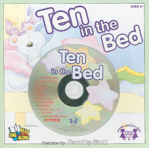 Ten in the Bed (Read and Sing Along) (9781599225036) by Twin Sisters Productions