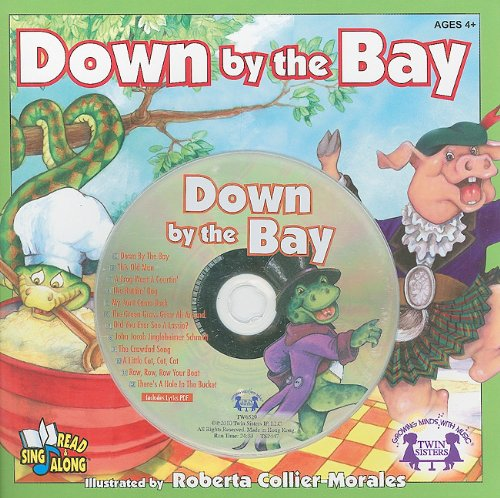 9781599225050: Down by the Bay (Read and Sing Along) (Read & Sing Along)