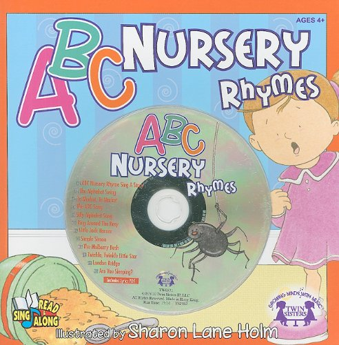 9781599225074: ABC Nursery Rhymes (Read and Sing Along)