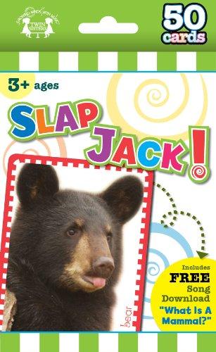 9781599225432: Slap Jack Game Cards