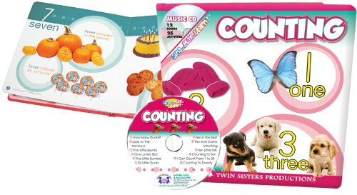 9781599225708: Sing...Play...Learn! Counting