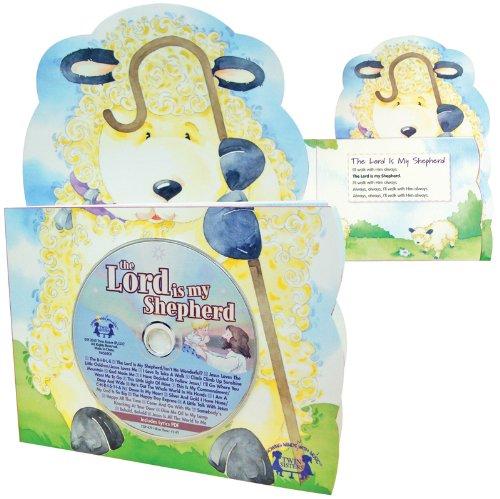 The Lord Is My Shepherd (Die Cut: Kim Mitzo Thompson,