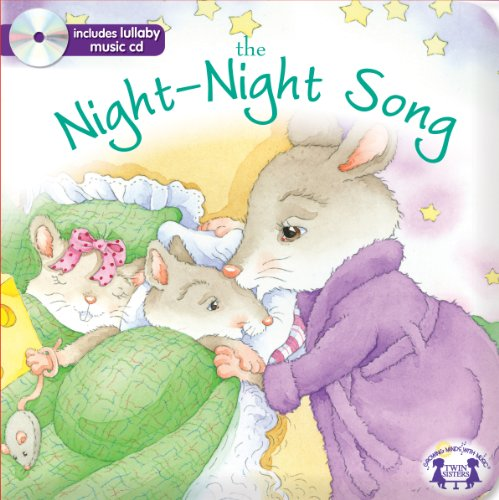 9781599227832: The Night-night Song (Padded Board Book W/CD)