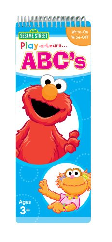 Sesame Street Play-n-Learn ABCs (9781599229003) by Sesame Workshop