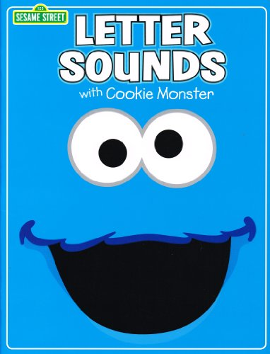 9781599229775: Sesame Street Letter Sounds with Cookie Monster