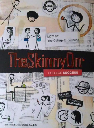The Skinny on College Success: Jim Randel and
