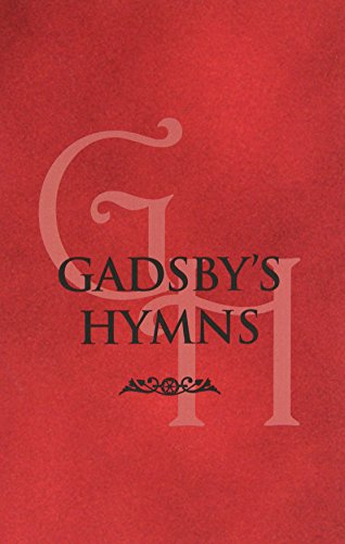9781599252056: Gadsby's Hymns: A Selection of Hymns for Public Worship
