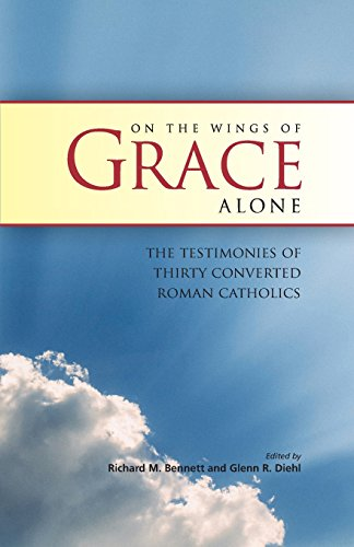 9781599253497: ON THE WINGS OF GRACE ALONE