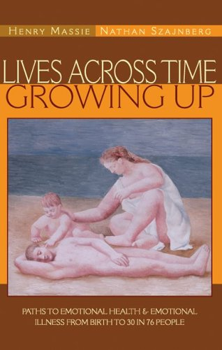 9781599261799: LIVES ACROSS TIME/GROWING UP