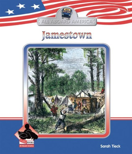 9781599289366: Jamestown (All Aboard America)