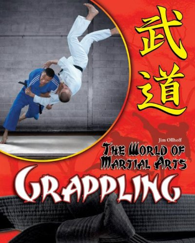 9781599289762: Grappling (The World of Martial Arts) (The World of Martial Arts)