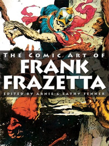 9781599290164: Spectrum Presents the Comic Art of Frank Frazetta