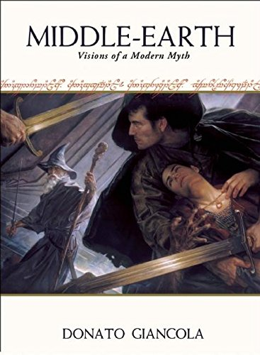 9781599290478: Middle-Earth: Visions of a Modern Myth