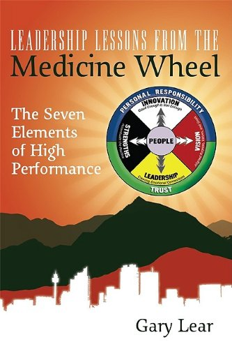 9781599321110: Leadership Lessons From The Medicine Wheel: The Seven Elements of High Performance