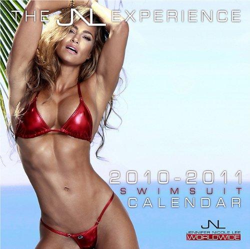 The JNL Experience: 2010-2011 Swimsuit Calendar: Lee, Jennifer Nicole