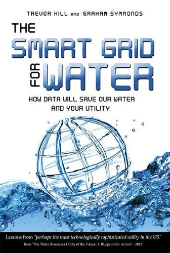 The Smart Grid For Water: How Data: Symmonds, Graham; Hill,
