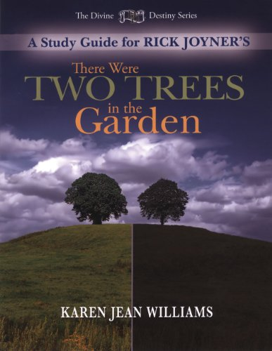 9781599334363: THERE WERE TWO TREES IN THE GARDEN STUDY GUIDE
