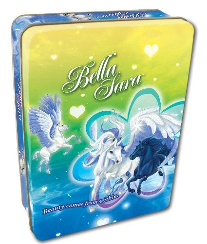 9781599344133: Bella Sara - 2008 Holiday Tins