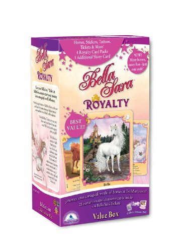 9781599346762: Bella Sara Royalty Value Box