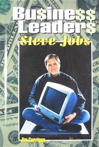 9781599350769: Steve Jobs (Business Leaders)