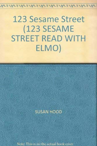 9781599390673: 123 Sesame Street (123 SESAME STREET READ WITH ELMO)